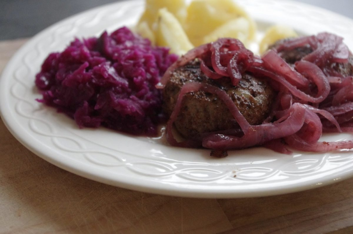 Hollandse pot met Duitse biefstuk